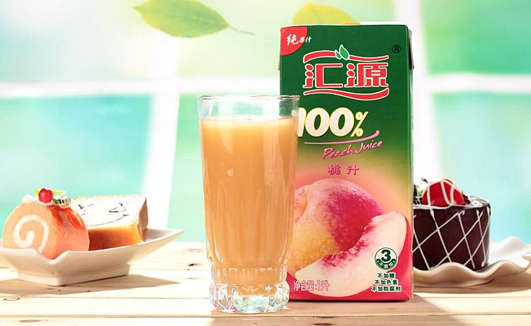 汇源果汁官网_爱喝百分百果汁的人多了 汇源果汁(01886)中期扭亏为盈