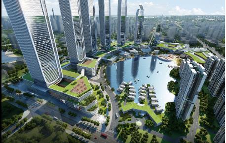 中国金洋(01282)3.66亿港元买合肥宝能城两栋住宅楼只