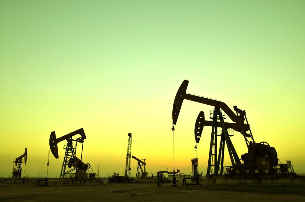 美国油井数连增四周 opec减产喜人油价大涨图片