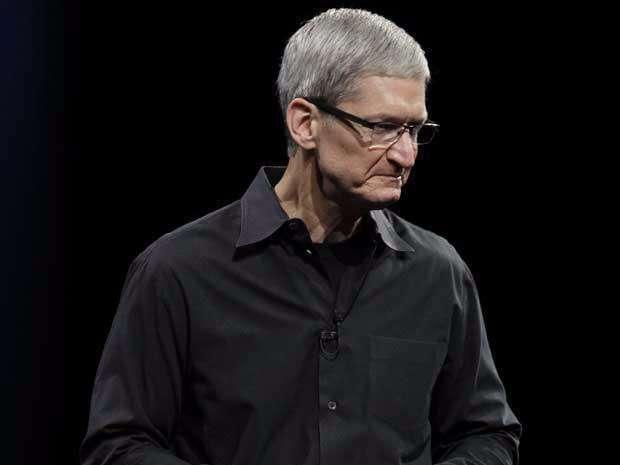 富士康糟糕业绩拖累 苹果距离万亿市值越来越远