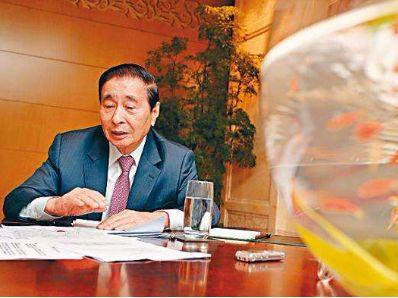 李兆基连续三日减持恒地(00012)371万股,套现1.8亿元