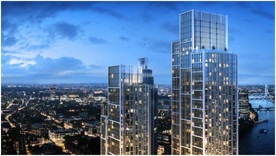 万达酒店发展(00169)出手伦敦物业,疑与富力地产(02777)第三次交易
