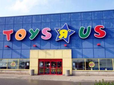传美国玩具反斗城恐濒临违约 零售商或被迫清算