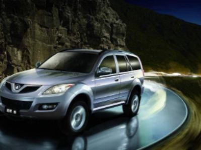 长城汽车(02333)拟与宝马设合资发展新能源汽车及未来技术
