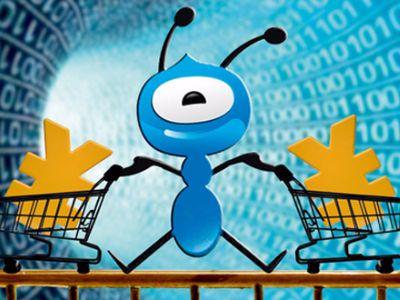 蚂蚁金服消费者贷款达6000亿人民币,是中国第二大银行建行的近3.7倍
