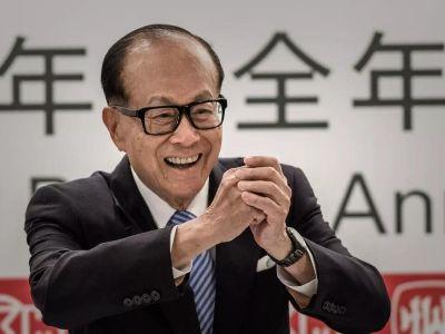 李嘉诚正式宣布退休!盘点他的五大商海战役