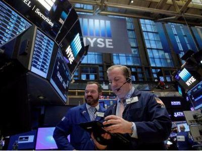 隔夜美股   美股受压道指跌201点,苹果急挫4.1%