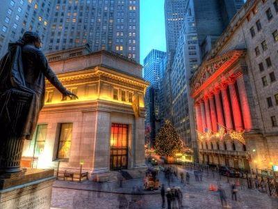 华尔街银行业绩报喜,能否提振美股?