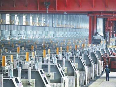 电解铝:配置窗口开启,布局全产业链