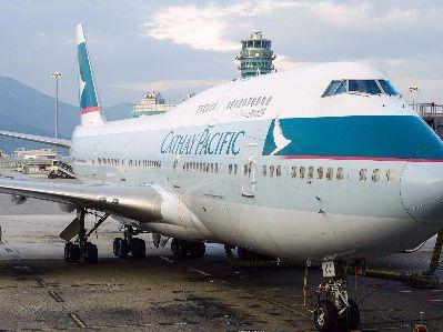 """富瑞:国泰航空(00293)盈利将复苏 评级""""买入"""""""