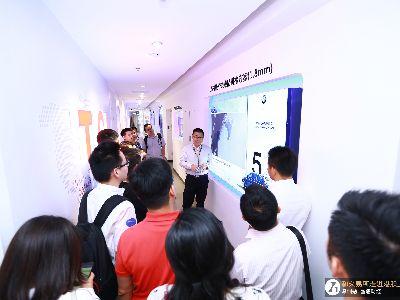 和交易所走进港股上市公司重回深圳,调研瑞声科技(02018)、TCL多媒体(01070)、科通芯城(00400)