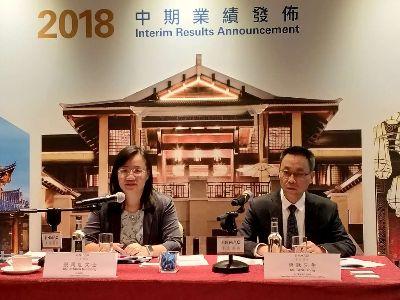 业绩会实录|金茂酒店(06139):轻资产发展成亮点,或将考虑引入战略投资人