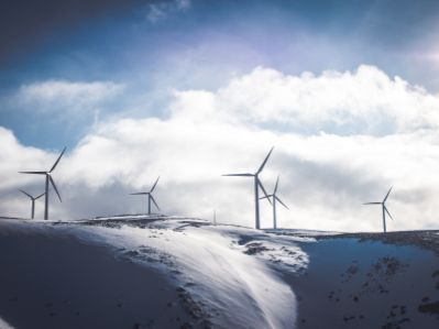 协合新能源(00182)出售两个风电场75%股权,接手方为苹果及其供应商基金