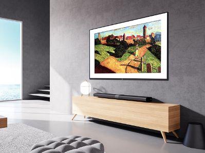 连续2个季度拿下中国第一之后,小米(01810)推出壁画电视进军高端市场