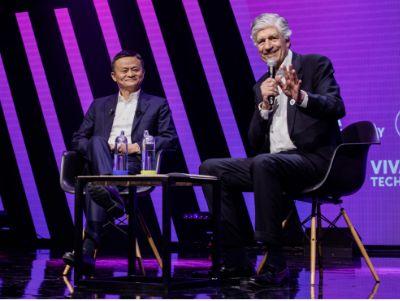 """马云巴黎演讲 :""""担心""""欧洲过多的监管将会扼杀创新"""