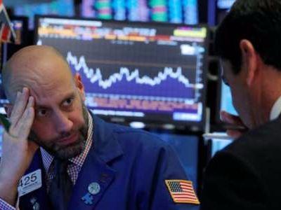 隔夜美股 | 美股周五承压芯片股下挫   百度(BIDU.US)跌16.5%