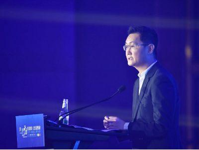 马化腾滇池畔谈创新:中国已经走到发展前沿,拿来主义的空间越来越少