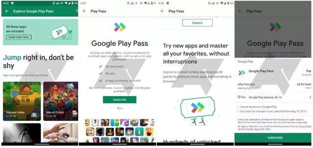 靠Play Pass反击Apple Arcade,谷歌有胜算吗?