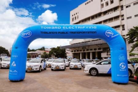 比亚迪(01211):2019年将推出搭载SiC电控的电动车