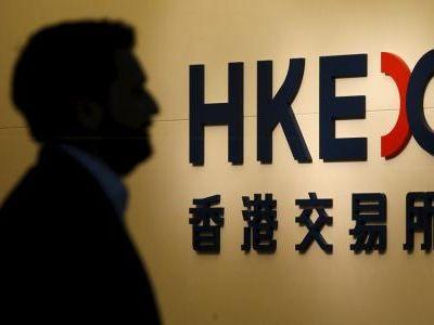 摩根大通增持香港交易所(00388)1605万股,每股作价252.102元