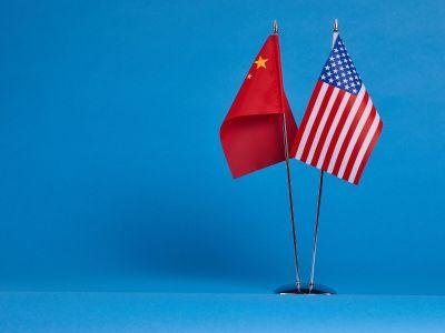 新华社:美国总统特朗普会见刘鹤