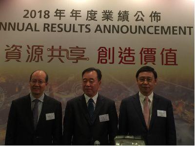 业绩会实录︱中国铁塔(00788)佟吉禄:全力满足三大运营商需求,5G站址需求多于4G