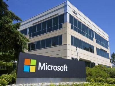 微软(MSFT.US)股价连涨七日 成美股市值最大企业