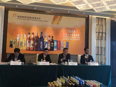 业绩会实录丨华润啤酒(00291)侯孝海:中国啤酒市场很大,海外非销售重点