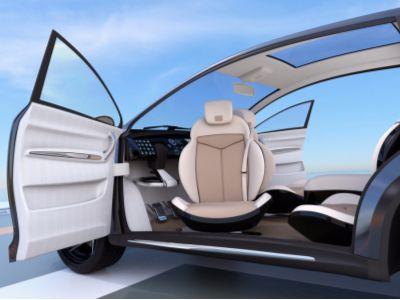 福特(F.US)计划2021年在密歇根州量产首批无人驾驶汽车