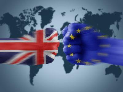 """欧盟同意推迟""""脱欧"""" 英国首相再表信心:最终能实现脱欧"""