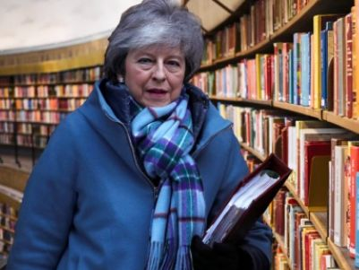 英国首相梅或周五给出辞职时间表 6月10日当周离职概率大