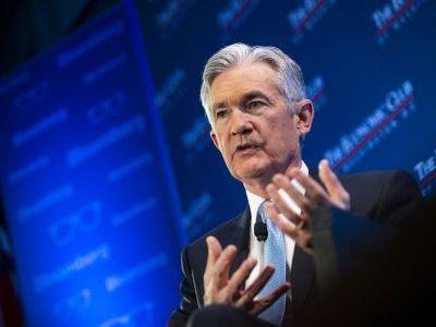鲍威尔:不确定性加重之际,美联储将采取适当行动维持扩张