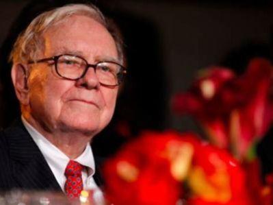巴菲特:无风险收益率和企业的利润影响着股票指数变化