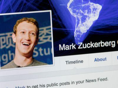 Facebook(FB.US)CEO扎克伯格近期频繁出售公司股份 套现超1亿美元!