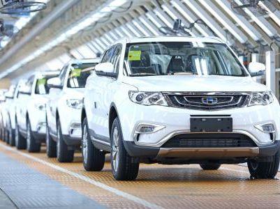 国盛证券:吉利汽车(00175)11月销量创同期新高,新车周期未来将持续发力