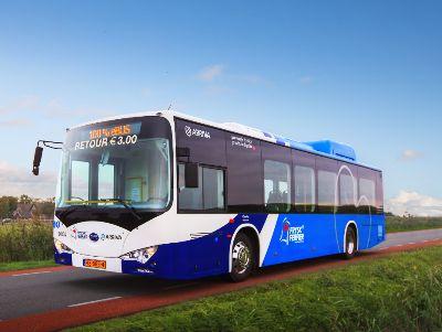 斩获全欧最大电动大巴订单,比亚迪(01211)以荷兰为支点撬动欧洲市场