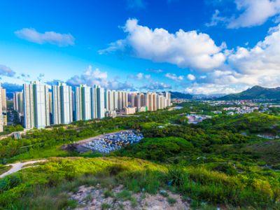 中国能源建设(03996)附属以44.76亿元联合竞得广州南沙一地块
