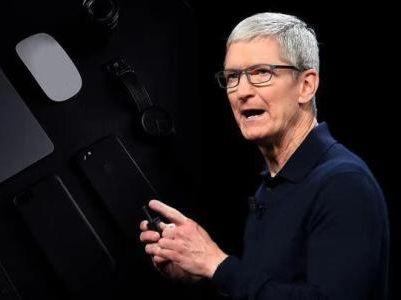 库克:苹果(AAPL.US)从没有垄断,智能手机领域华为三星是我们的劲敌