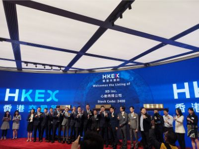 心动公司(02400)黄一孟:感谢基石投资者的支持