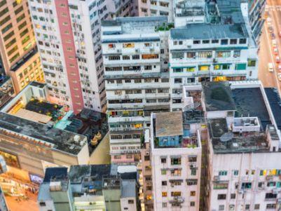 香港1月份新批住房按揭贷款额环比下降6.4%
