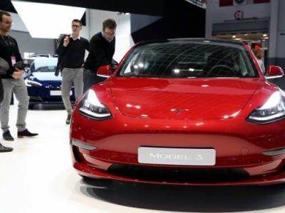 特斯拉(TSLA.US):上海制造的Model 3交付将会延迟1到1.5周