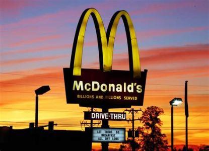 麦当劳(MCD.US)投资者不可错过的三个数字